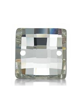 Cristal para coser Cuadrado facetado
