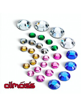 Cristal hot fix colores