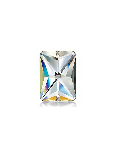 Cristales para coser rectángulos
