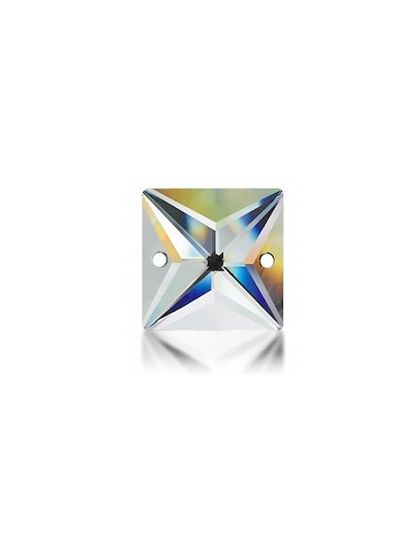 Cristales cuadrados para coser